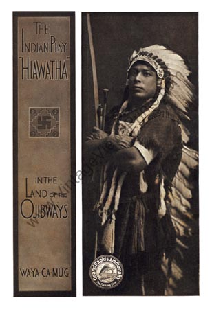 hiawatha men The song of hiawatha x  this is an extract from a longer poem about a native american called hiawatha,  men shall speak of your achievements.